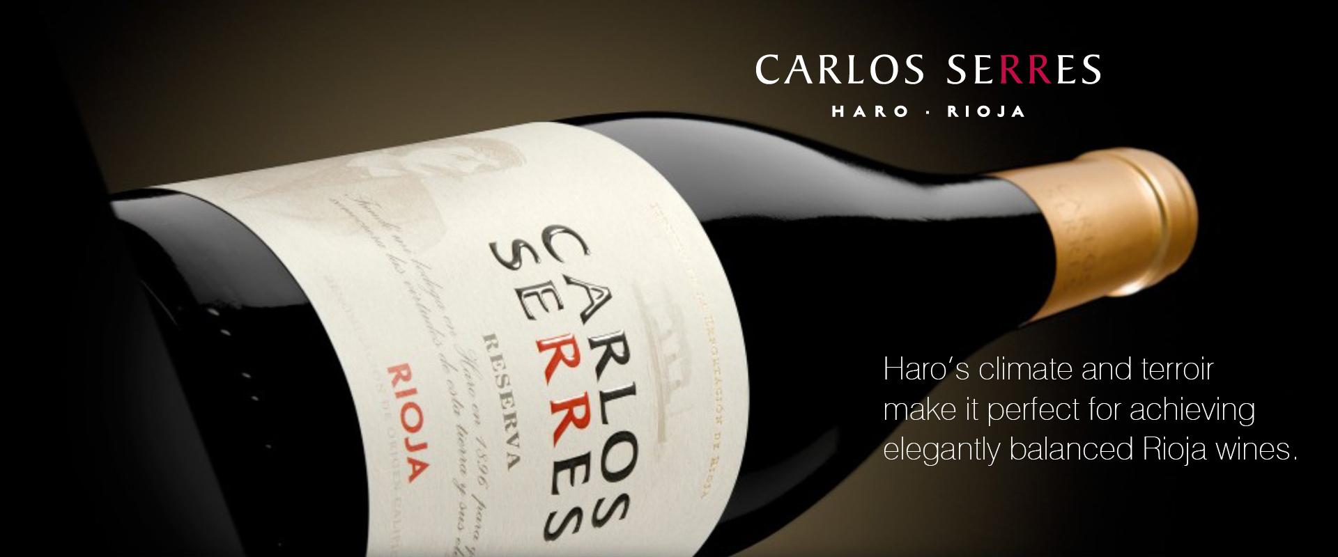 Carlos Serres Wines