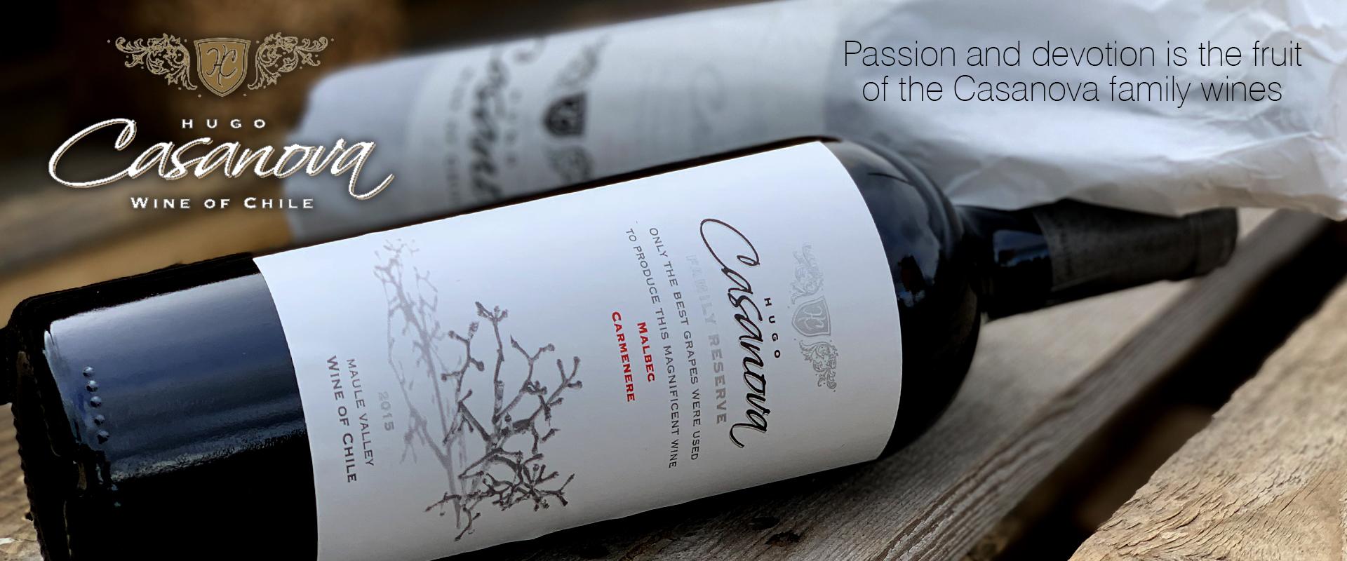 Hugo Casanova Wines