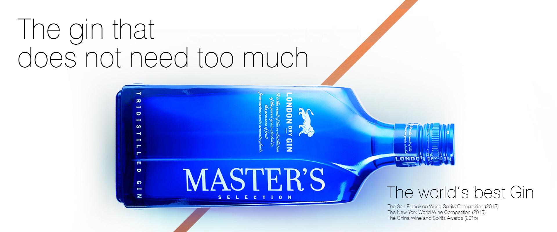 Master's Gin