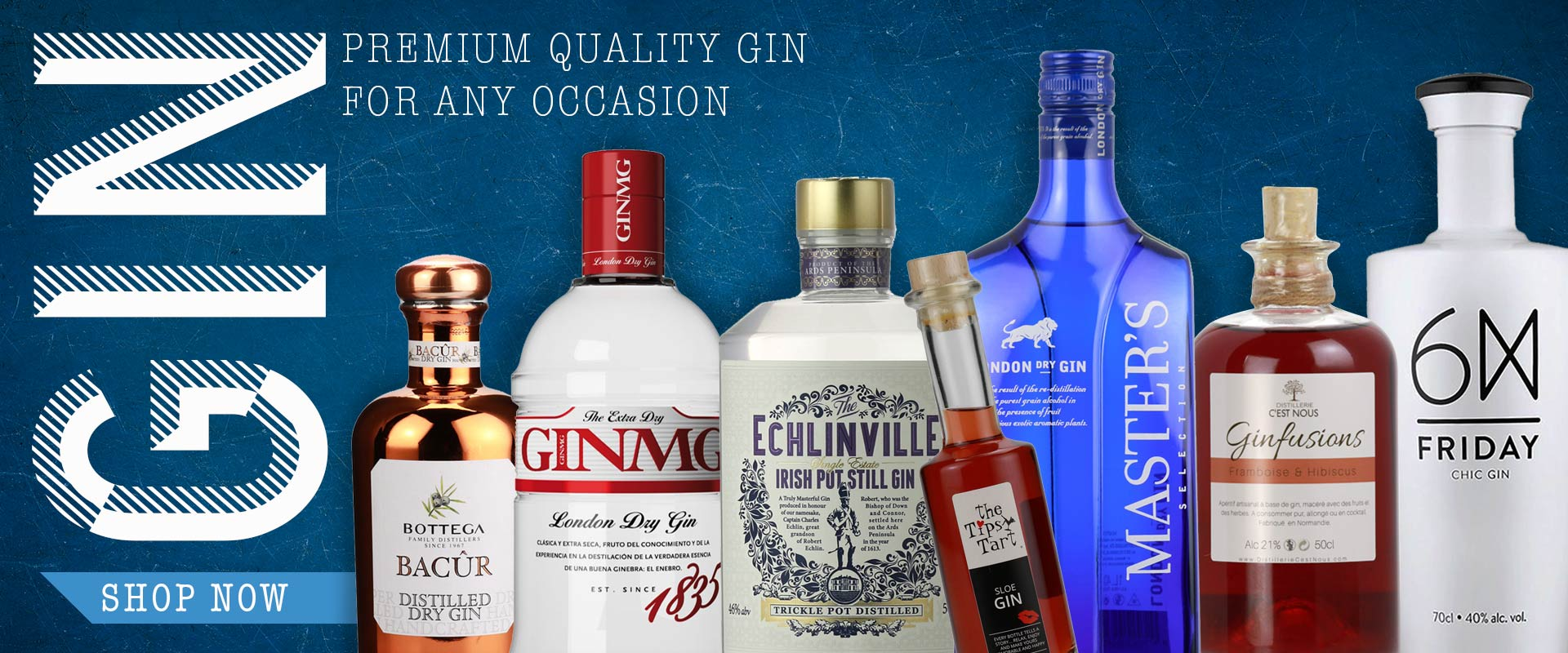 Premium Gin for any Occaision